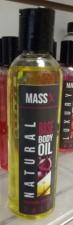 Массажное масло  Base Виноградная косточка 100мл MassX